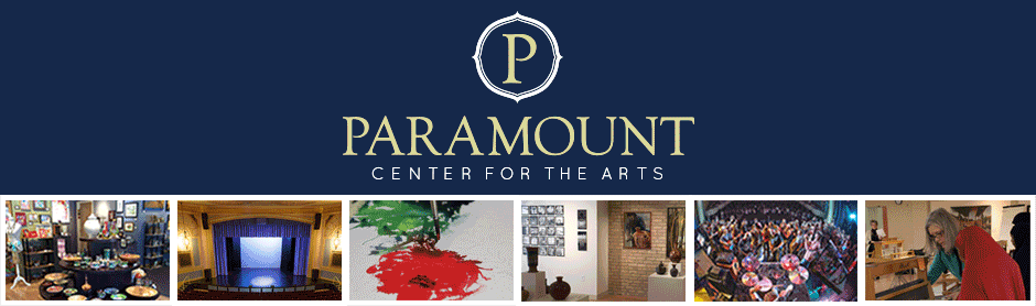 Paramount Center for Arts Logo